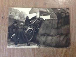 Armée Belge Régiment De Carabiniers Mitrailleuse - Guerre 1914-18