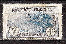 232*  Orphelins De La Guerre - Bonne Valeur - MH* - Taches De Rouille - LOOK!!!! - France