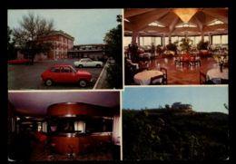 B9598 MENTANA (ROMA) - HOTEL RISTORANTE BARBA CON AUTO - Italia
