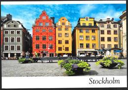 Svezia/Sweden/Suède: Stoccolma - Svezia
