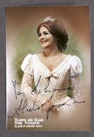 Musica Lirica - Autografo Della Cantante Soprano Alida Ferrarini - 1979 Ca. - Autografi