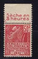 PUBLICITE: FEMME DE FACHI 50C ROUGE RIPOLIN-sèche En 3 Heures H ACCP 706** - Publicités