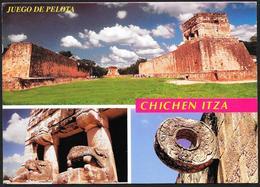Messico/Mexico/Mexique: Chichen Itza - Messico