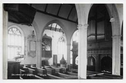 Selworthy Church - England