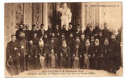 LIBAN - Rome Et Le Liban: S. B. Monseigneur Hoyek Patriarche Maronite, Les Evêques Et Leur Suite Recus Au Vatican - 1905 - Liban