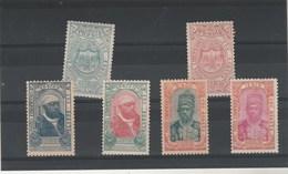 Ethiopie Yvert Série 86 à 92 SAUF 88 ** Neufs Sans Charnière - Armoiries Ou Ménélik II - 2 Scan - Ethiopia