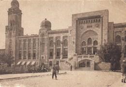 Azerbaijan. Baku. Railway Station. - Azerbaïjan
