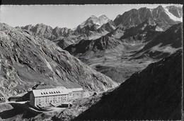 OSPIZIO DEL GRAN SAN BERNARDO CON LE GR. COMBIN E  VELAN - FORMATO PICCOLO - ED. DARBELLAY MARTIGNY - NUOVA - Alpinismo