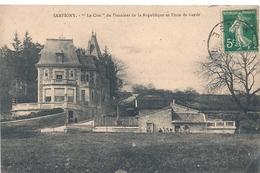 "Cpa 55 Sampigny  "" Le Clos "" - France"