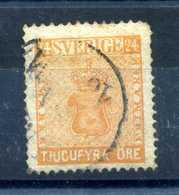 1858 SVEZIA NUMERO 9 USATO / Vedi Scansione - Svezia
