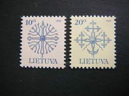 Definitive Issue # Lietuva Litauen Lituanie Litouwen Lithuania # 2003 MNH # Mi. 717 III - Lithuania