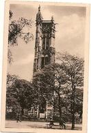 France & Circulated, Paris La Tour Saint Jacques,  Rhone 1946 (688) - Monuments