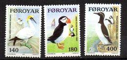 Serie Nº 30/2  Foroyar - Birds