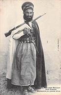 Algérie -COLOMB- BECHAR (Sud Oranais) Mokhazenis En Grande Tenue  (Mokhaznis Fusil Combattant) (Idéale PS 19)* PRIX FIXE - Bechar (Colomb Béchar)