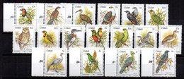 Serie Nº 5/21 Africa Sur  (ciskei) - Birds