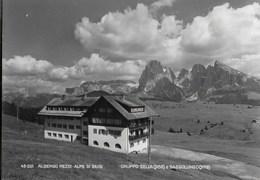 DOLOMITI - ALBERGO MEZDI - ALPE DI SIUSI - GRUPPO SELLA E SASOLUNGO - FOTOEDIZIONE GHEDINA CORTINA - NUOVA - Alpinismo
