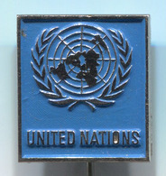 UNITED NATIONS - Vintage Pin, Badge, Abzeichen - Associations