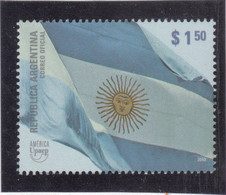 V17 - ARGENTINE - 2835 ** MNH De 2010 - DRAPEAU - Argentine