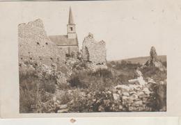 CHARPENTRY - Carte Photo Allemande -  L'Eglise - France