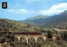 Soller Train Tren - Mallorca