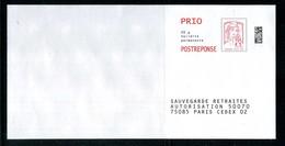 "PAP CIAPPA   "" SAUVEGARDE RETRAITES ""   Port Payé Par 154789 NEUF ** - Entiers Postaux"