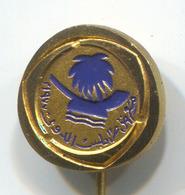 PALESTINE - Vintage Pin, Badge, Abzeichen, BERTONI MILANO - Associations