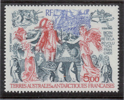 V17 - TAAF - PA 108 ** MNH De 1989 - REVOLUTION FRANCAISE - - Terres Australes Et Antarctiques Françaises (TAAF)
