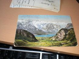 Zgorna Bohinjska Dolina In Jezero 1925 - Slovénie