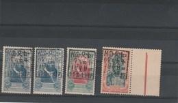 Ethiopie Yvert 102 X2 + 103 ( Gomme Altérée ) + 104 Bord De Feuille ** Neufs Sans Charnière - Couronnement - 2 Scan - Ethiopia