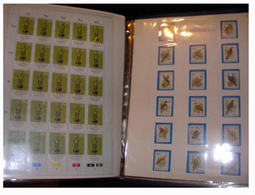 CISKEI 1981 INDEPENDENCE 28 PAGE 370 STAMP ALBUM RARE DISSOLVED IN 1994 AFRICAN STATE TOPICALS  # 12402-1 - Ciskei