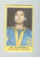 OTTORINO FLABOREA...IGNIS VARESE...NAZIONALE...PALLACANESTRO..VOLLEY BALL - Trading Cards