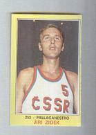 JIRI ZIDEK....PALLACANESTRO....VOLLEY BALL...BASKET - Trading Cards