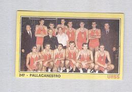 URSS...TEAM...PALLACANESTRO....VOLLEY BALL...BASKET - Trading Cards