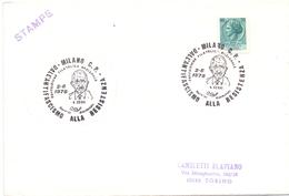 ANTIFASCISMO RESISTENZA MILANO 1978  COVER MAXI FORMAT (DICE1800063) - Militaria