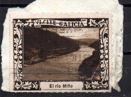 Viñeta El Rio Miño - España