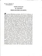 Stato Pontificio, Ordine Circolare A Stampa Su Cordone Sanitario Per Colera Con Firma Del Cardinale Spinola 1835 - Decreti & Leggi