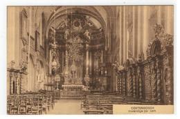 Kortenbos  CORTENBOSCH  Inwendige Der Kerk  (Uitg. J.Wouters-Van Den Bulck,Averbode) - Sint-Truiden