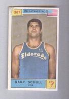 GARY SCHULL....PALLACANESTRO....VOLLEY BALL...BASKET - Trading Cards
