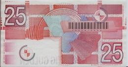NETHERLANDS  P. 100 25 G 1989 AUNC - [2] 1815-… : Koninkrijk Der Verenigde Nederlanden
