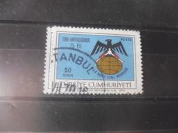 TURQUIE YVERT N°  1948 - 1921-... République