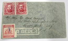 Paraguay 457+Aéreo 154(2) - Paraguay