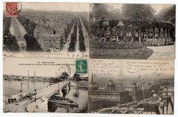 Lot---PARIS --lot De 19 CPA  -- --cartes Scannées  Recto-verso..............à Saisir - Postcards