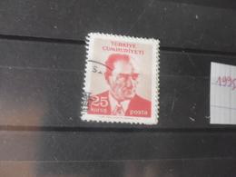 TURQUIE YVERT N°  1995 - 1921-... République
