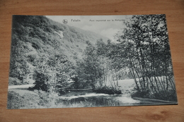 6624- FALAEN, PONT IMPROVISE SUR LA MOLIGNEE - Onhaye