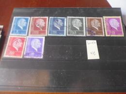 TURQUIE YVERT N°  2040.2047 - 1921-... République