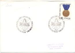 LANCIANO  PREMIO NAZIONALE DELLA POESIA  COVER MAXI FORMAT (DICE1800071) - Militaria