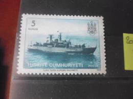 TURQUIE YVERT N°  2060** - 1921-... République
