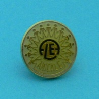 1 PIN'S //  ** AMICALE FLE ** - Associations