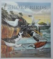 St. Vincent&The Grenadines 2001** Klb.5430-35. Shore Birds MNH [10;36] - Birds