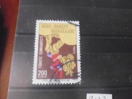 TURQUIE YVERT N°  2137 - 1921-... République